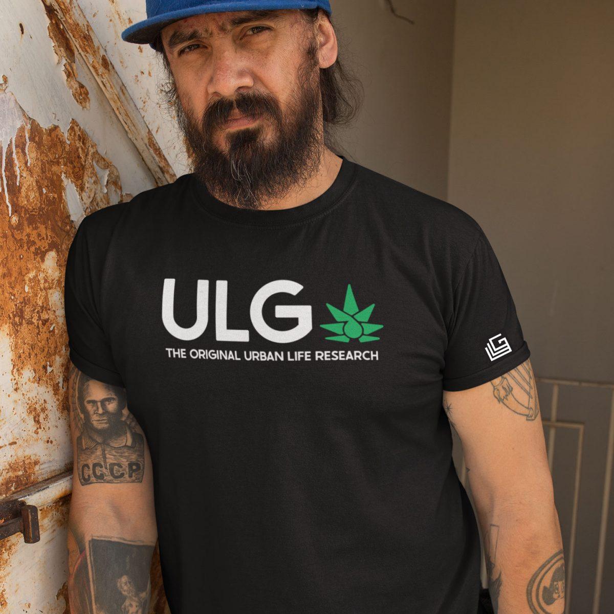 Cannabis Tshirt   urban life gear - urban t-shirt - BLM t-shirt - Black Lives Matter t-shirt