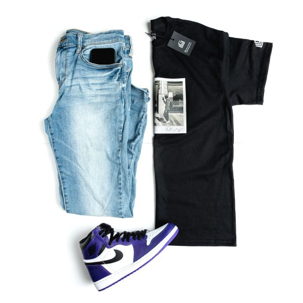 urban life gear - fashion tshirts - urban fashion - purple jordans