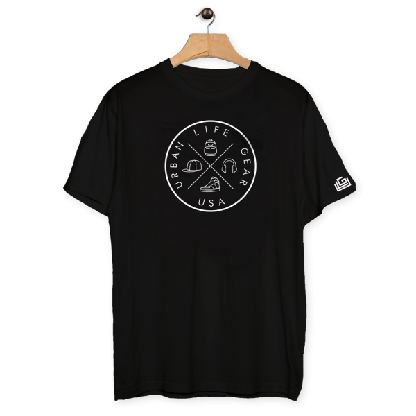 urban life gear - urban t-shirt - BLM t-shirt - street fashion t-shirt